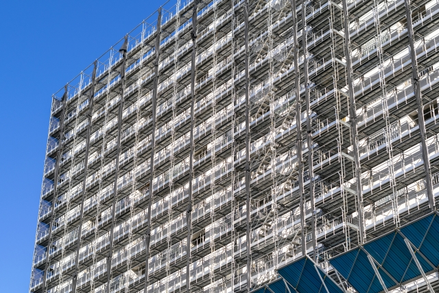 マンションの大規模修繕12年から18年周期